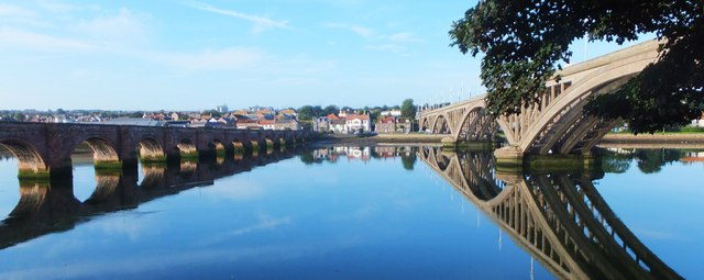 Reflections on the Tweed