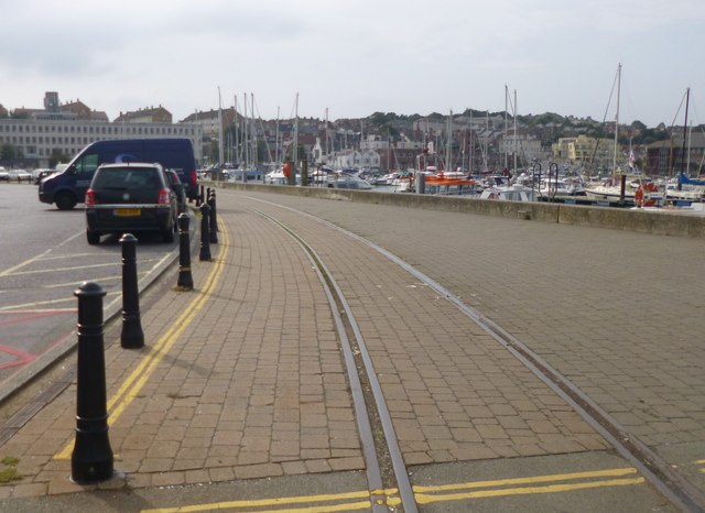 Weymouth Harbour Tramway