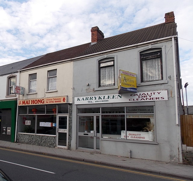 Mai Hong Chinese takeaway in Gorseinon