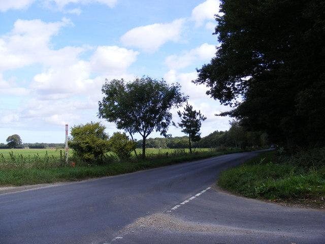 Short Thorn Road