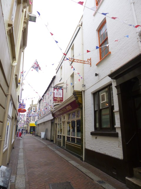 Weymouth, The Wellington Arms