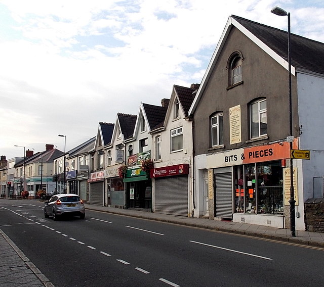 Bits & Pieces in Gorseinon High Street