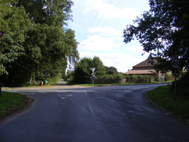 Haveringland Road, Horsford