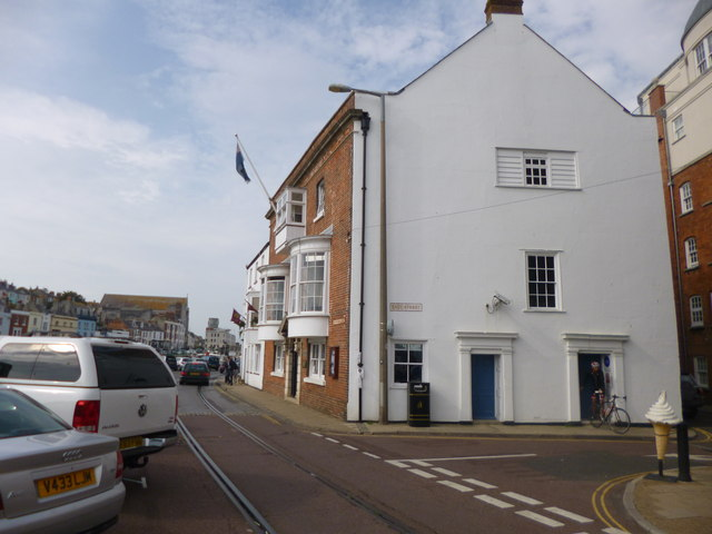 Weymouth, Custom House
