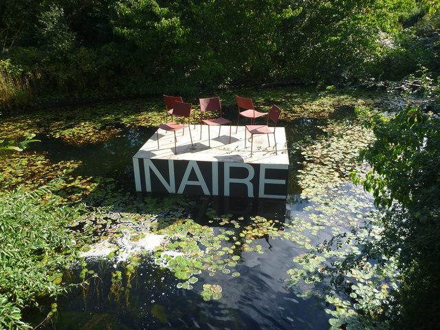 Royal Botanic Garden Edinburgh : What Happened To The Ducks?