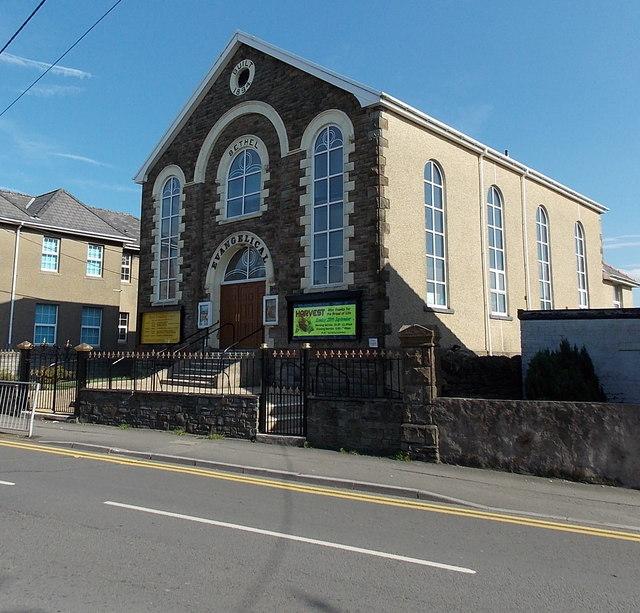 Bethel Evangelical Church, Gorseinon