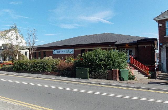 Gorseinon Library