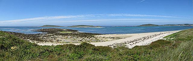 Appletree Bay, Samson and Bryher