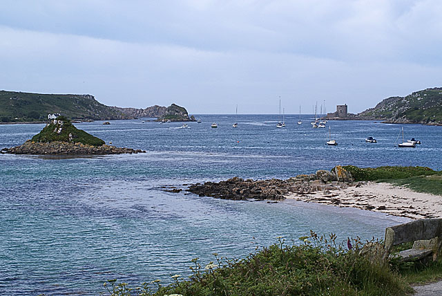 Plumb Island and New Grimsby Harbour