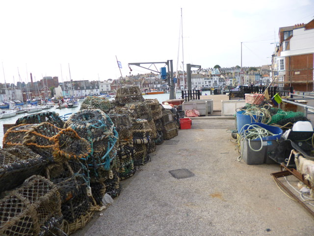 Weymouth, cargo stage