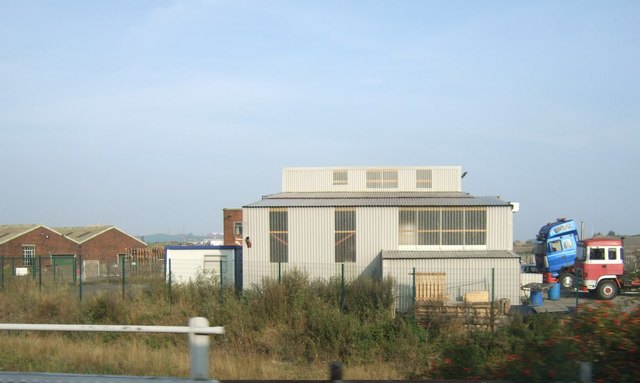 Industrial buildings, Frodingham