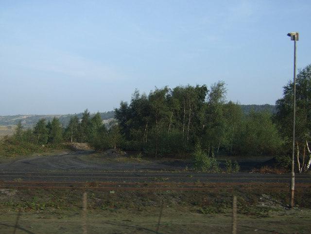 Railway and Soke Nook Plantation