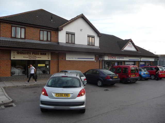 Shops at Thornwell, Chepstow