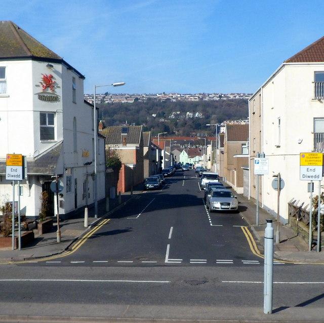Beach Street Swansea