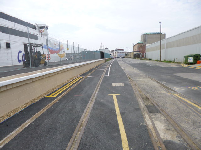 Weymouth, almost end of the line
