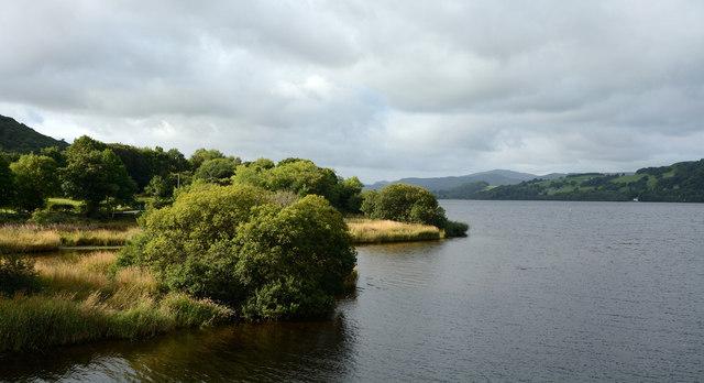 Bala Lake from Pont Mwnwgl-y-llyn