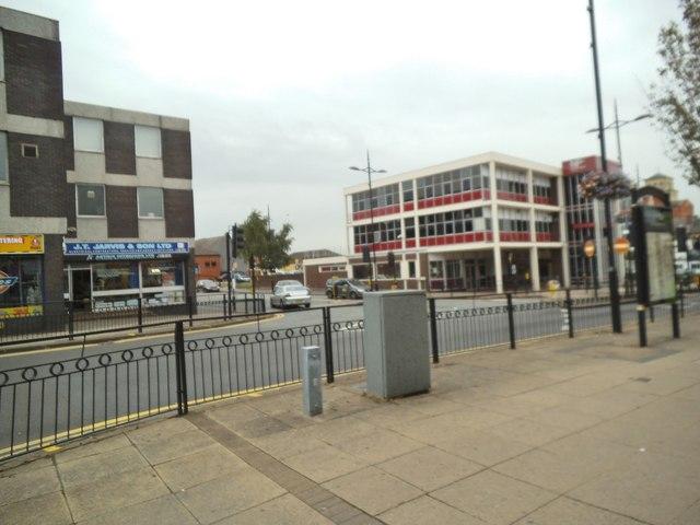Cleveland Street Junction