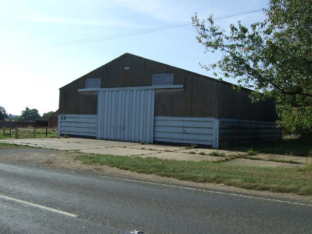 Farm building, Dalderby