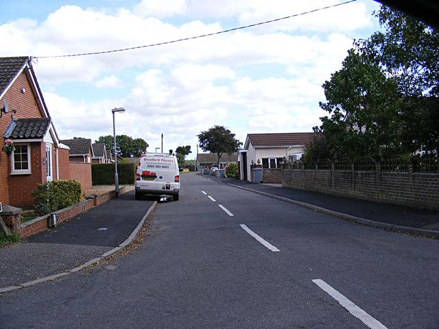 Olive Crescent, Horsford