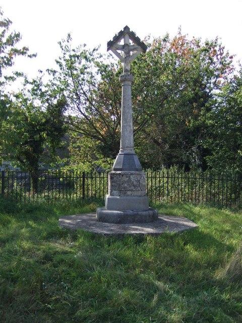 War Memorial, Dalderby