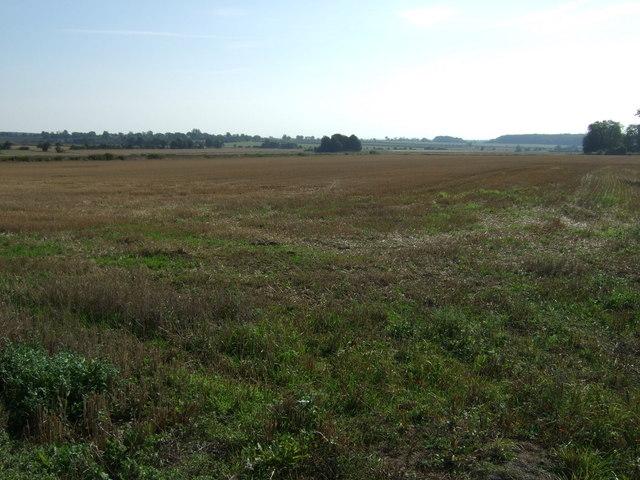 Farmland near Scivelsby