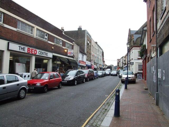 Queen Street, Gravesend