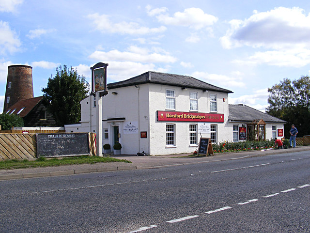 Horsford Brickmakers Public House