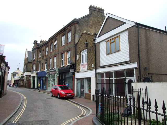 Manor Road, Gravesend