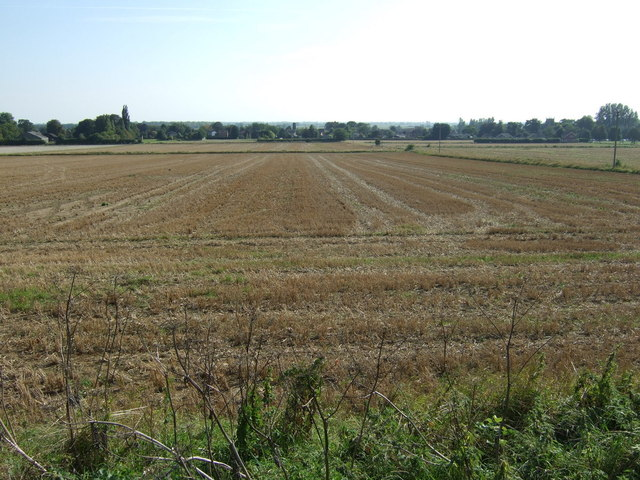 Farmland near Mareham le Fen