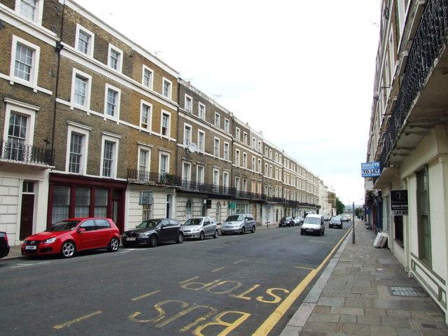 Harmer Street, Gravesend