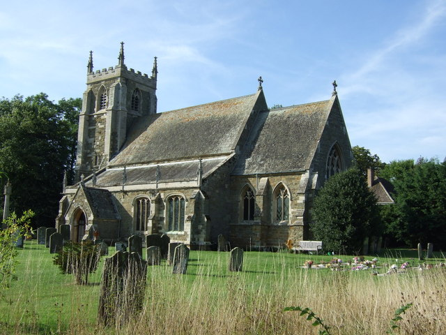 St Helen's Church, Mareham le Fen