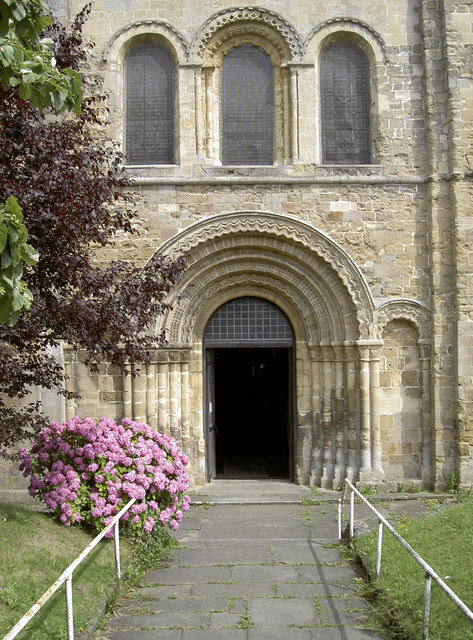Entrance from an older time