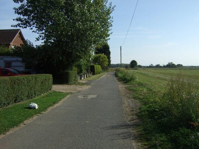Chapel Lane, Mareham le Fen