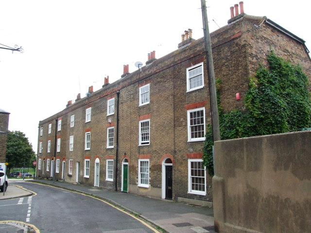 East Terrace, Gravesend