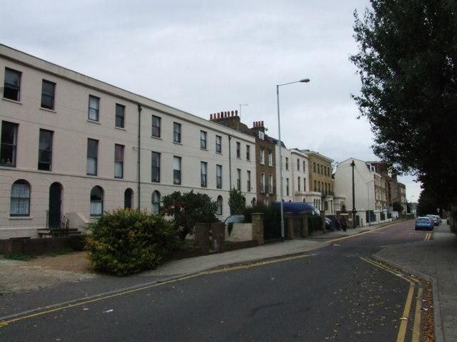 Milton Place, Gravesend