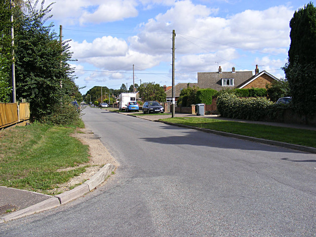 Mill Lane, Horsford