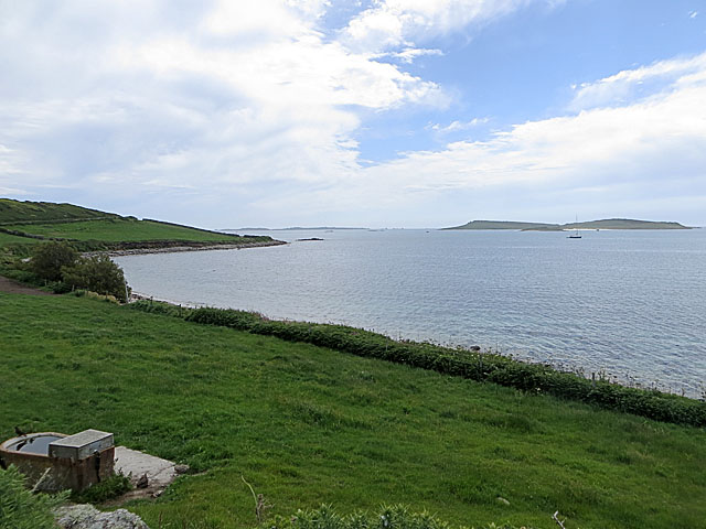 Appletree Point, Tresco and Samson