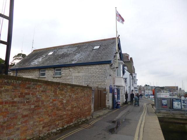 Weymouth Lifeboat Station