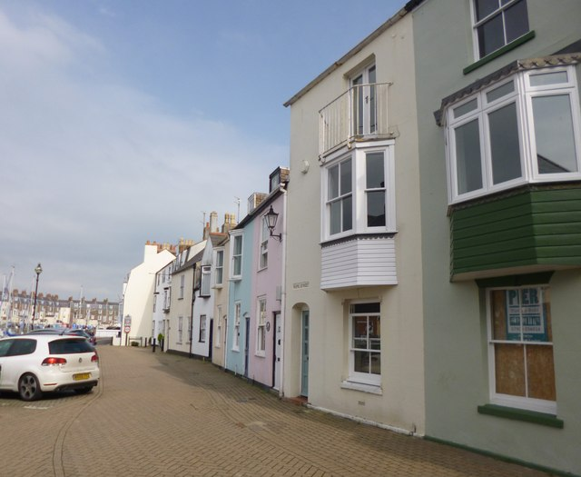 Weymouth, Hope Street