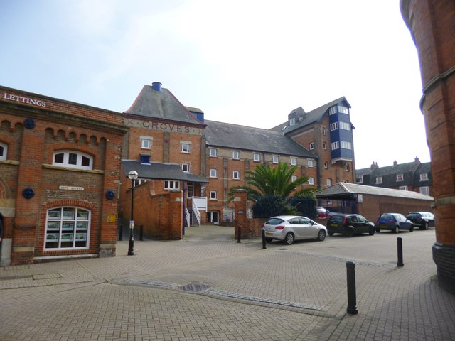 Weymouth, Groves Malthouse