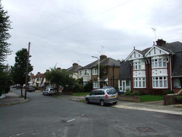 Milton Hall Road, Gravesend