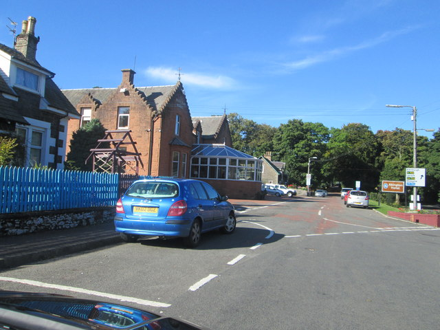 Abington in South Lanarkshire