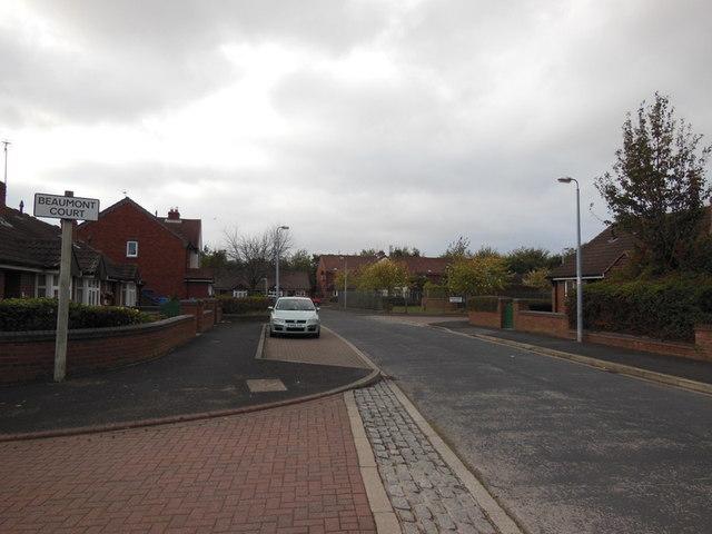 Wentworth Way, Hull