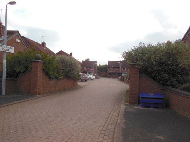 Beaumont Court off Wentworth Way, Hull