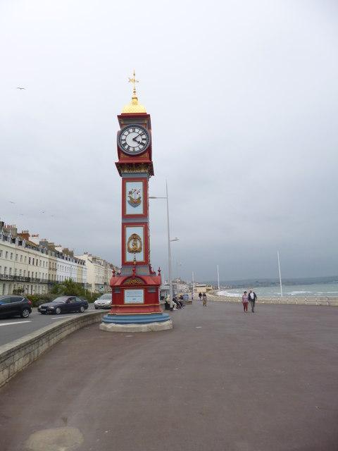 Weymouth, Jubilee Clock Tower
