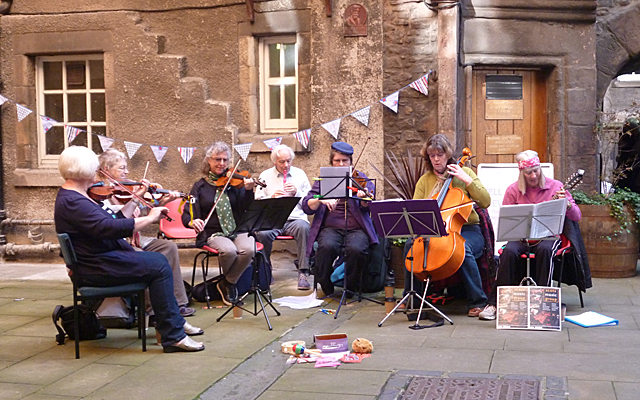 The Scots Music Group