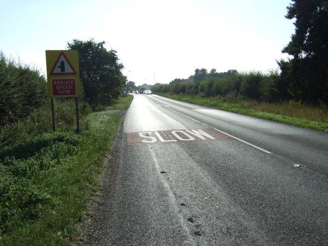 Tumby Road (A153)