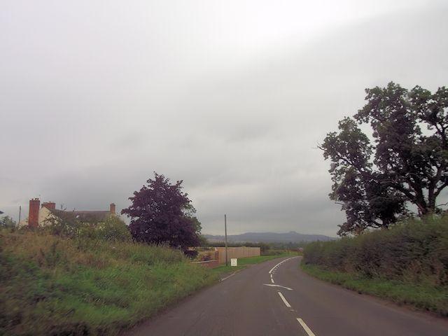 A488 at Poulton
