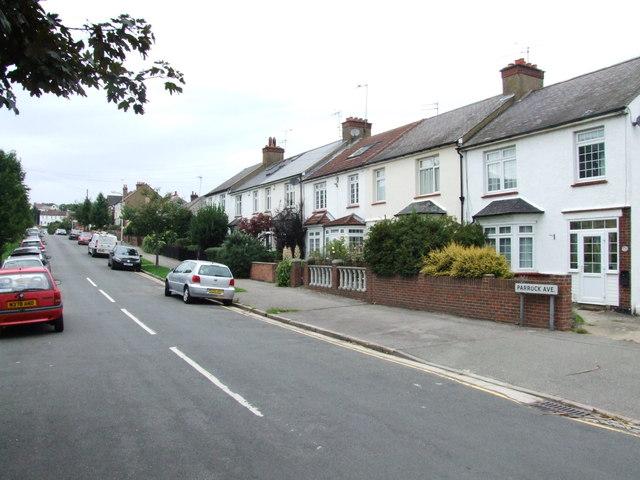 Parrock Avenue, Gravesend