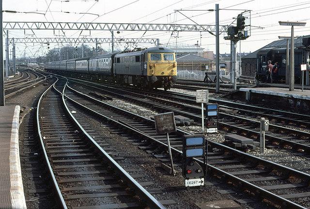 Birmingham To Glasgow Express